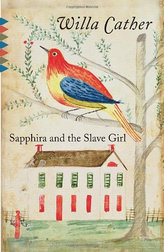 Sapphira and the Slave Girl  N/A edition cover