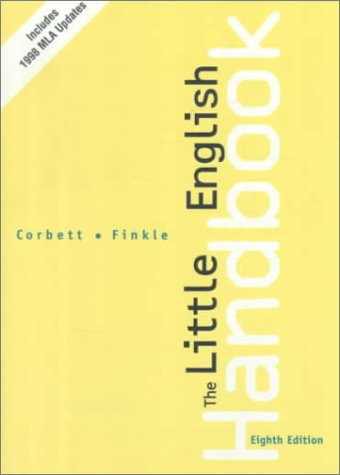 Little English Handbook Choices and Conventions 8th 1998 (Revised) 9780321049650 Front Cover