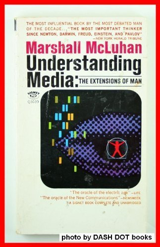Understanding Media  N/A edition cover