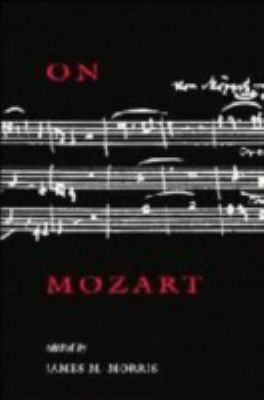 On Mozart   1994 9780521470650 Front Cover