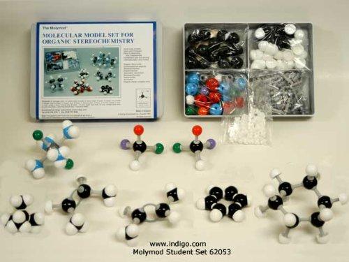 Organic-Inorganic Chemistry Molecular Student Set #62053   2004 9780534494650 Front Cover