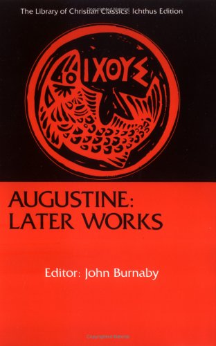 Augustine Later Works Reissue edition cover