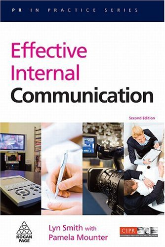 Effective Internal Communication  2nd 2008 9780749452650 Front Cover