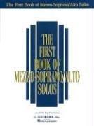First Book Mezzo-Soprano - Alto Solos  N/A edition cover