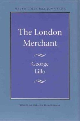 London Merchant  N/A edition cover