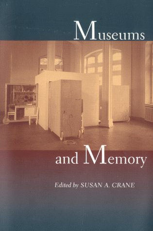 Museums and Memory   2000 edition cover