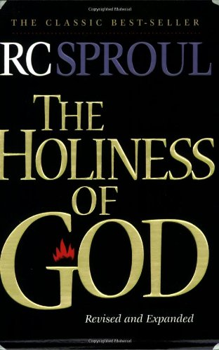 Holiness of God   2000 (Revised) edition cover