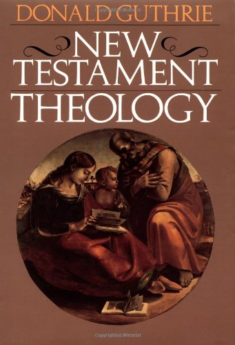 New Testament Theology   1981 edition cover