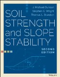 Soil Strength and Slope Stability  2nd 2014 edition cover