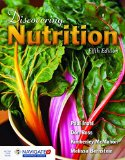 Discovering Nutrition  5th 2016 9781284064650 Front Cover