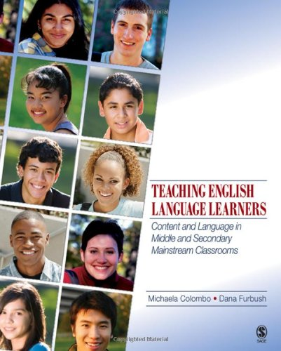 Teaching English Language Learners Content and Language in Middle and Secondary Mainstream Classrooms  2009 edition cover