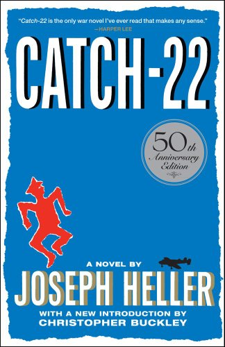 Catch-22  50th 2011 (Anniversary) 9781451626650 Front Cover
