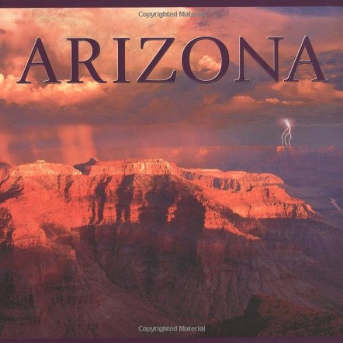 Arizona  N/A 9781551108650 Front Cover