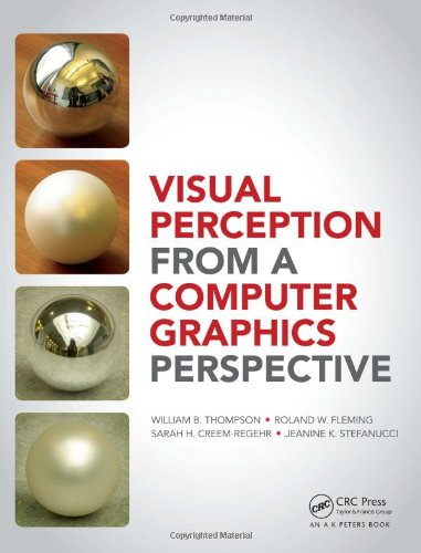 Visual Perception from a Computer Graphics Perspective   2011 edition cover