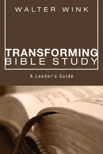 Transforming Bible Study  N/A edition cover