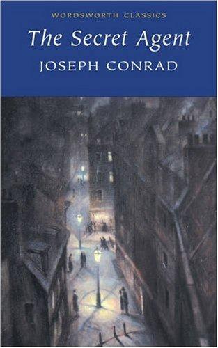Secret Agent   2000 edition cover
