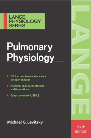 Pulmonary Physiology  6th 2003 (Revised) edition cover
