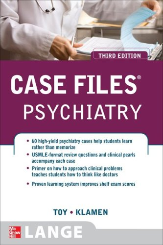 Psychiatry  3rd 2009 edition cover
