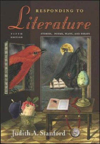 Responding to Literature Stories, Poems, Plays, and Essays 5th 2006 (Revised) edition cover