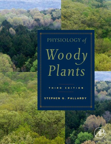 Physiology of Woody Plants  3rd 2008 9780120887651 Front Cover