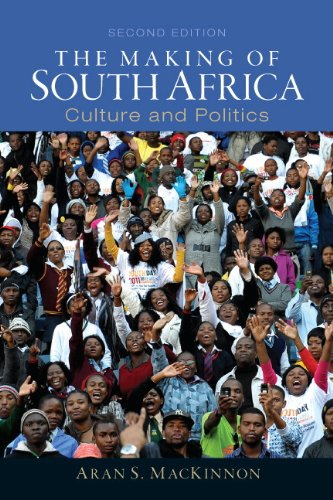 Making of South Africa Culture and Politics 2nd 2013 edition cover