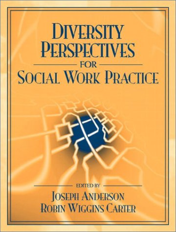 Diversity Perspectives for Social Work Practice   2003 edition cover