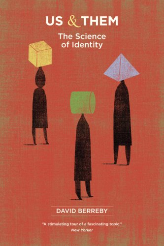 Us and Them The Science of Identity  2008 edition cover