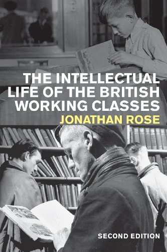Intellectual Life of the British Working Classes  2nd 2010 edition cover