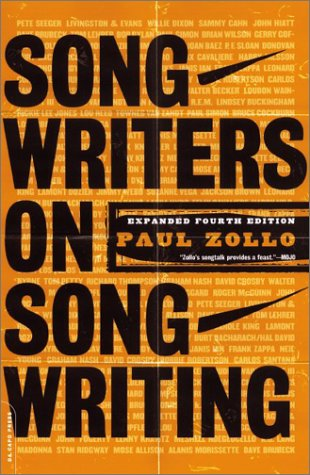 Songwriters on Songwriting Revised and Expanded 4th 2003 (Revised) edition cover