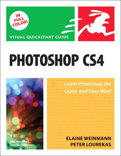 Photoshop Cs4   2009 edition cover