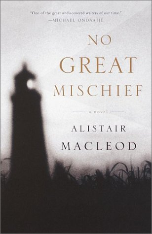 No Great Mischief   2001 edition cover