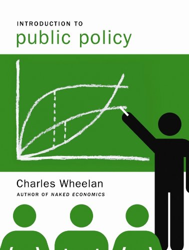 Introduction to Public Policy   2011 9780393926651 Front Cover