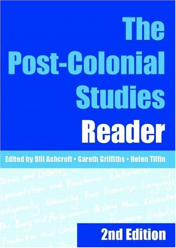 Post-Colonial Studies Reader  2nd 2005 (Revised) edition cover