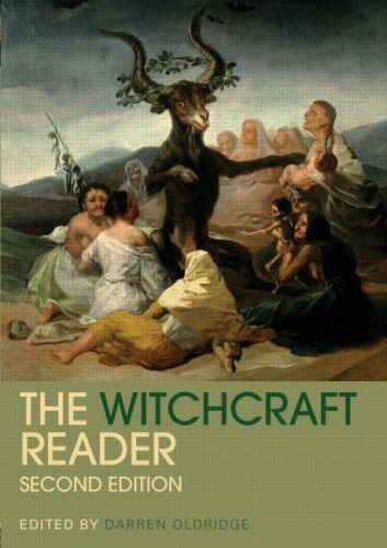 Witchcraft Reader  2nd 2008 (Revised) edition cover
