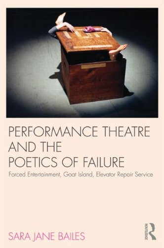 Performance Theatre and the Poetics of Failure   2010 edition cover