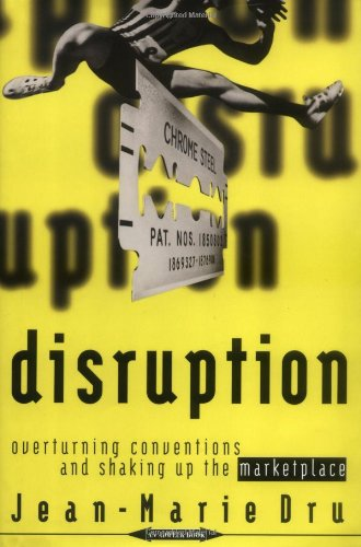 Disruption Overturning Conventions and Shaking up the Marketplace  1996 edition cover