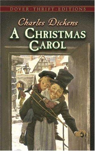 Christmas Carol   1991 (Unabridged) edition cover