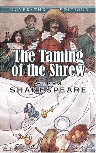 Taming of the Shrew   1997 (Unabridged) edition cover