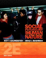 Social Psychology and Human Nature, Brief Version  2nd 2011 edition cover
