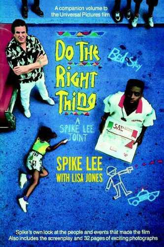 Do the Right Thing   1989 edition cover