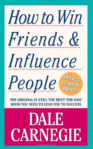How to Win Friends and Influence People   1981 (Revised) 9780671723651 Front Cover