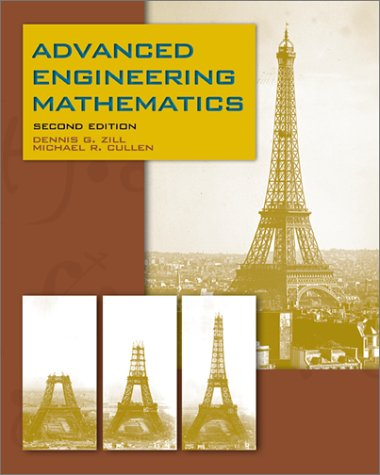 Advanced Engineering Mathematics  2nd 2000 (Revised) edition cover