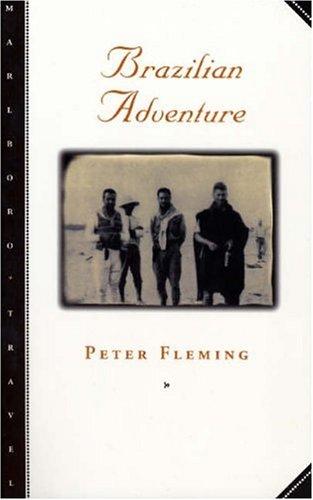 Brazilian Adventure   1999 edition cover