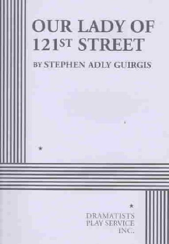 Our Lady of 121st Street   2004 edition cover