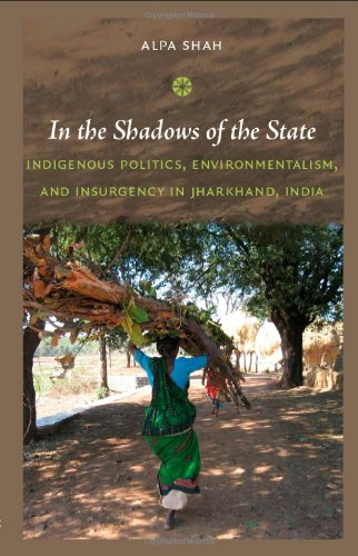 In the Shadows of the State Indigenous Politics, Environmentalism, and Insurgency in Jharkhand, India  2010 edition cover