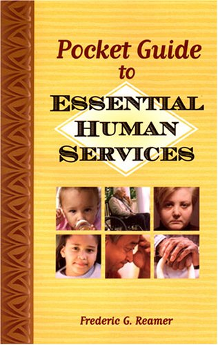 Pocket Guide to Essential Human Services 1st 2005 edition cover