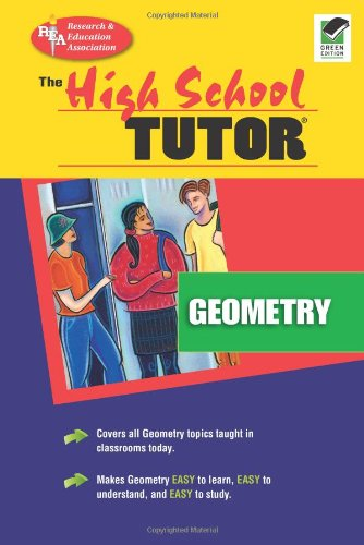 High School Geometry Tutor�  5th 2000 (Revised) edition cover
