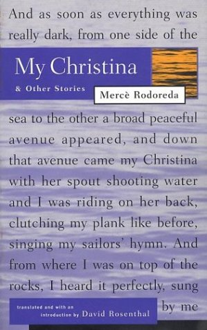 My Christina and Other Stories  N/A edition cover
