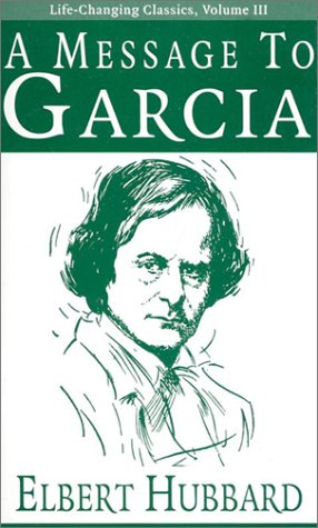 Message to Garcia 1st 2002 edition cover