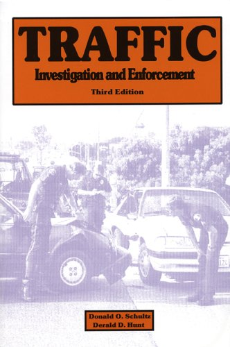 Traffic Investigation and Enforcement  3rd 1998 (Revised) 9780942728651 Front Cover